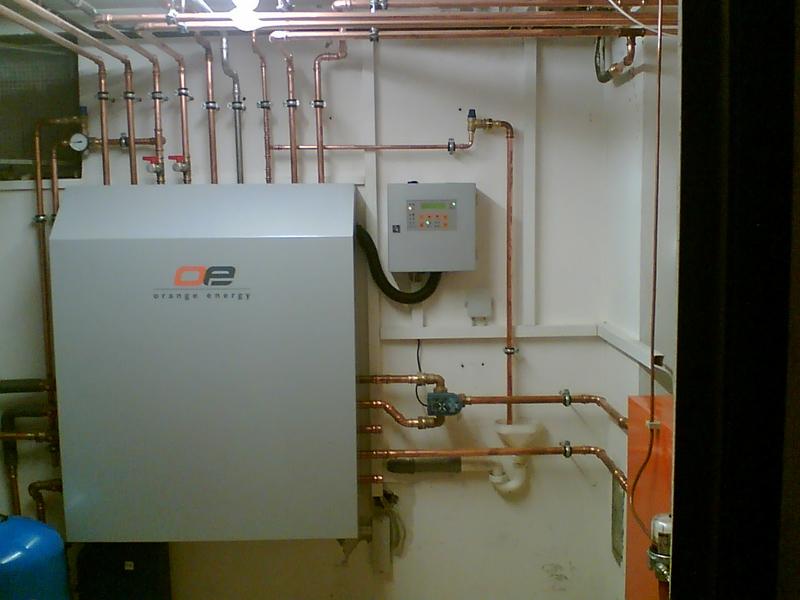 Heizungsanlage O-Energy